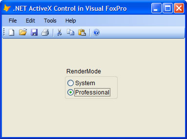 SPS Blog - Hosting a  NET ActiveX Control in Visual FoxPro